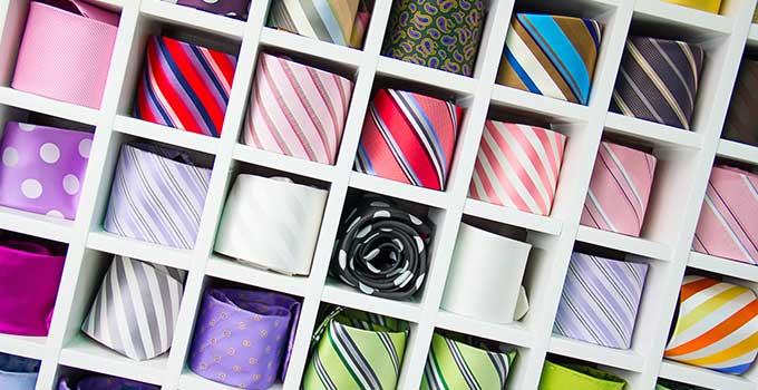 krawattenfarben